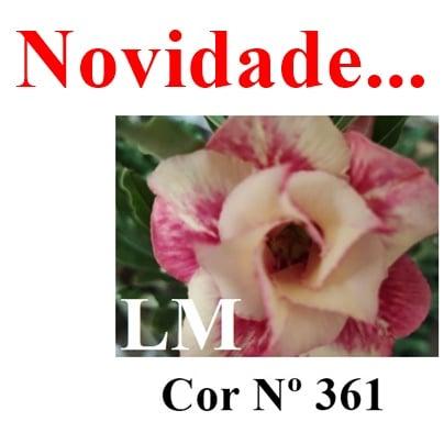Cor Nº 361 LM novidade
