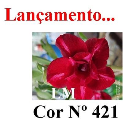 Cor Nº 421 LM Lançamento