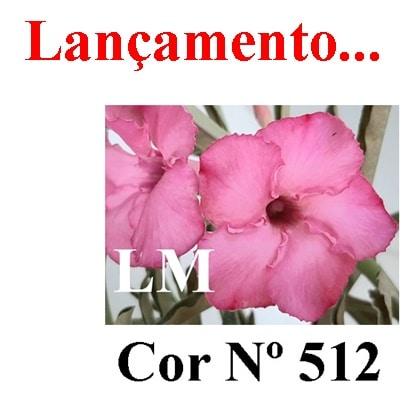 Cor Nº 512 LM Lançamento