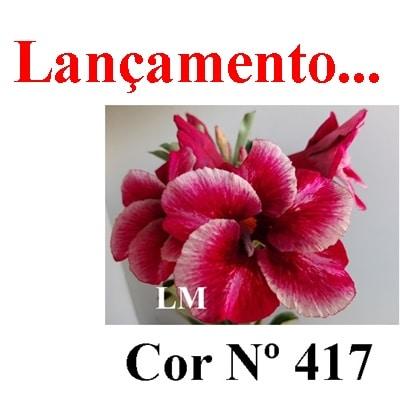 Cor Nº 417 LM Lançamento