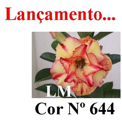Cor Nº 644 (2) LM Lançamento